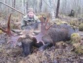 Клавдино. Охота в Вологодской области
