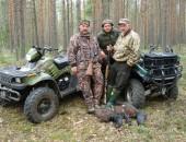 Охота на глухаря. Охота в Вологодской области