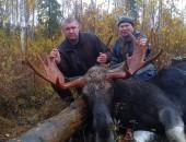 Охота на лося. Охота в Вологодской области